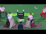 Wheelchair Fencing   HUN v POL   Women's Team Epee - Bronze   Rio 2016 Paralympic Games