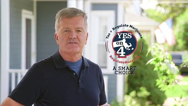 "Our First Tv Ad Retired Boston Police Lieutenant Tom Nolan Is Voting ""Yes"" On Question"