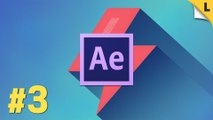 2D Flat Shadows in After Effects - Create shadows using Radial Blur