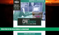 FAVORITE BOOK  CPA Ready Comprehensive CPA Exam Review - 36th Edition 2007-2008: Auditing