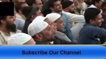 Molana Tariq Jameel latest bayan - about Saas or Bahu ki Larai ko Khatam krna