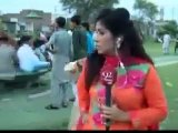Funny news reporter of 92 news channel