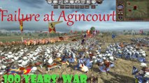 Medieval 2 Total War: Failure at Agincourt | Hundred Years' War
