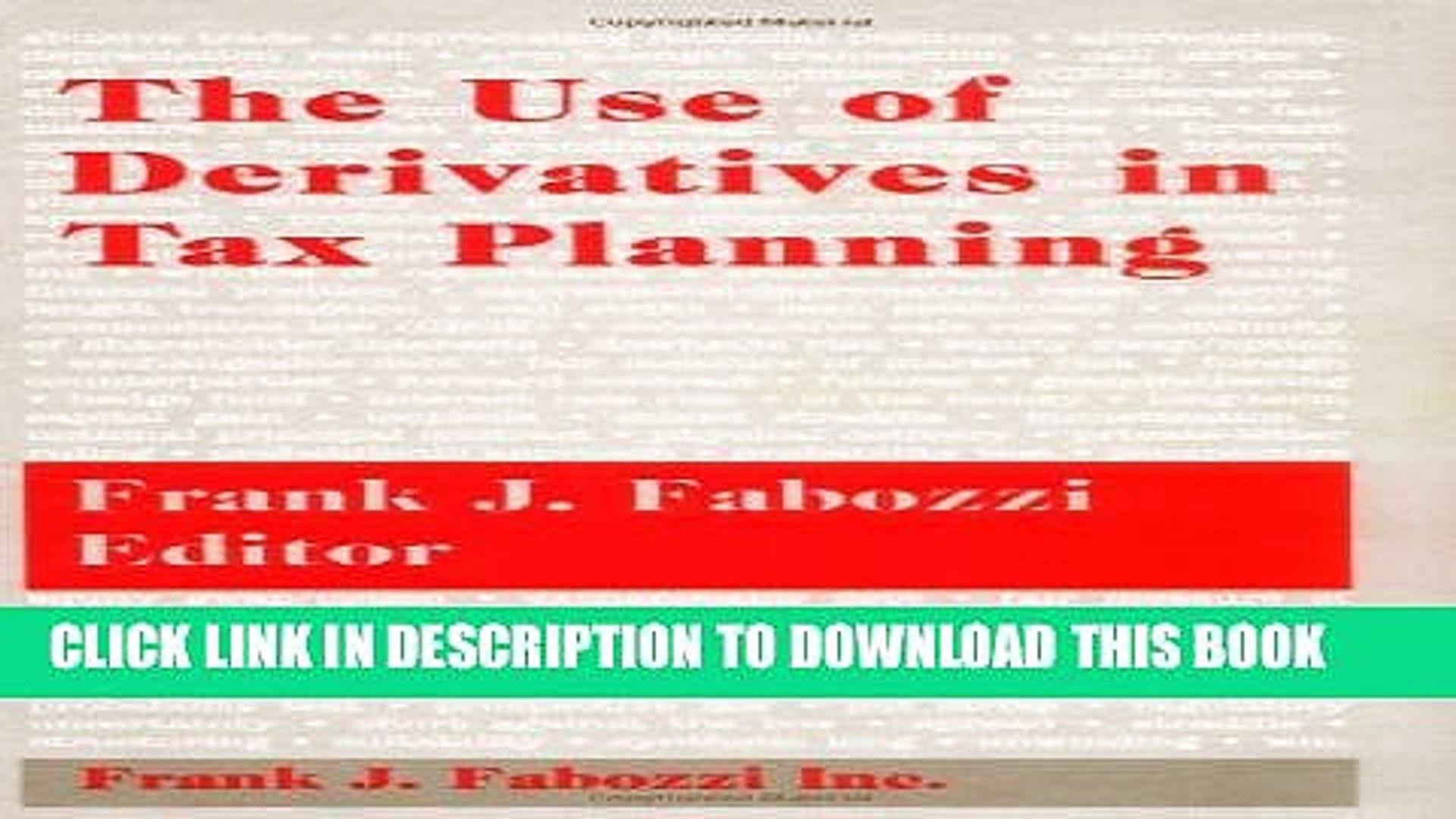 Essays in Derivatives (Frank J. Fabozzi Series)