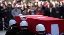 Şehit Üsteğmen Ataş ile Uzman Çavuş Cito, Törenle Memleketlerine Uğurlandı