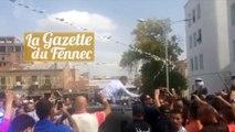 Souk Ahras en ébullition pour le retour de son enfant prodige Taoufik Makhloufi !!