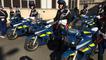 Un nouveau commandant à la tête des motards de la gendarmerie