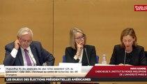 Audition élection présidentielle américaine puis séance PJl Egalité et citoyenne - Les matins du Sénat (21/09/2016)