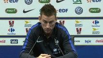 UEFA - France: Laurent Koscielny parle de Nabil Fékir