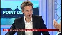 Ex-région Poitou-Charentes : Bussereau tacle Royal