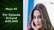 Per Episode Salary Of The Actors Of Mann Mayal Last Episode 33 | Hum TV Drama