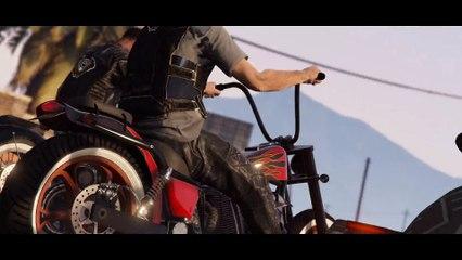 GTA Online Bikers Trailer de Grand Theft Auto V