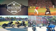 America's Pastime: Harley-Davidson Motorcycles and Baseball—Episode 1, Fenway