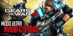 Gears of War 4: Gameplay PC ULTRA 1080p 60 fps NVIDIA GTX 1080 +Benchmark
