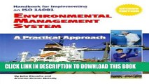 [PDF] Handbook for Implementing an ISO 14001 Environmental Management System: A Practical Approach