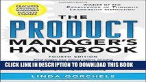 Collection Book The Product Manager s Handbook 4/E