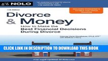 Collection Book Divorce   Money: How to Make the Best Financial Decisions During Divorce (Divorce