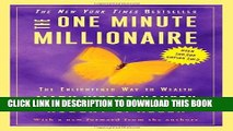 Collection Book The One Minute Millionaire: The Enlightened Way to Wealth