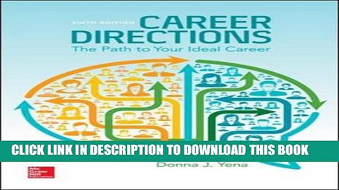 Collection Book Career Directions: New Paths to Your Ideal Career
