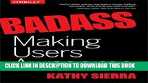 [PDF] Badass: Making Users Awesome Full Collection