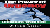 Collection Book The POWER of URGENCY: Playing to Win with PROACTIVE Urgency