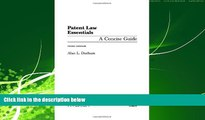 different   Patent Law Essentials: A Concise Guide, 3rd Edition