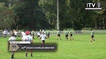 Espoirs CABCL vs US Montauban : Le TOP essais de la semaine ! Abonnez-vous à notre chaine :D