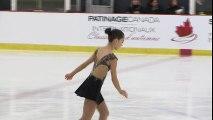 2016 ACI Junior Ladies Free Program Sohyun An