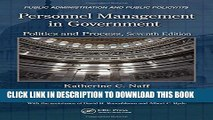 [New] Personnel Management in Government: Politics and Process, Seventh Edition (Public