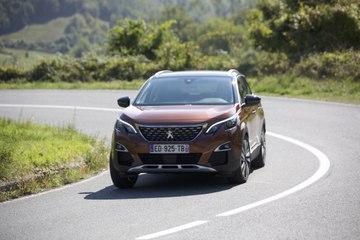 Essai Peugeot 3008 (2016)