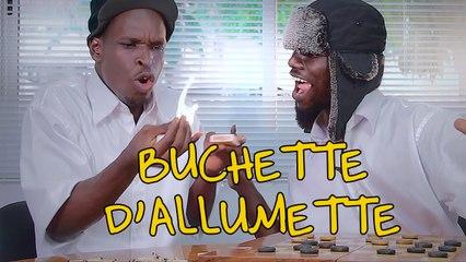 TOHU BOHU - BUCHETTE D'ALLUMETTE