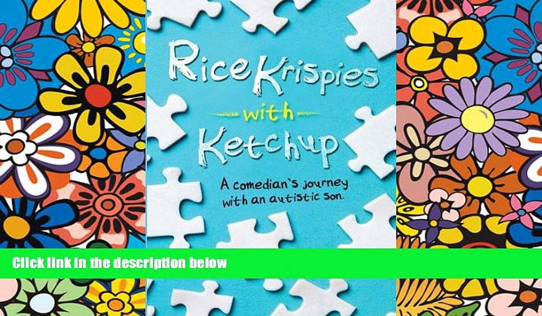 Rice Krispies with Ketchup