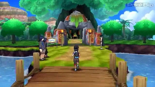Pokémon Soleil et Lune - Trailer récapitulatif FR