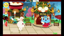 Baby Panda Chinese Recipes Asian Cuisine - Movie Game for Kids