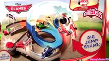 Micro Drifters Air Dare Loop Track Set Playset Disney Pixar Cars Planes Franz Fliegenhosen Review