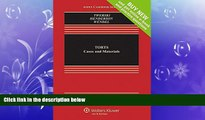 FULL ONLINE  Torts: Cases and Materials [Connected Casebook] (Aspen Caseboook)