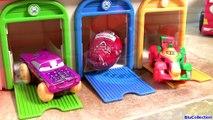 Tayo Musical Garage Disney Cars Hydro Wheels Pool Bathtub Water Toys 꼬마버스 타요디즈니카 () 디즈니카 2 깜짝 계란 장난감
