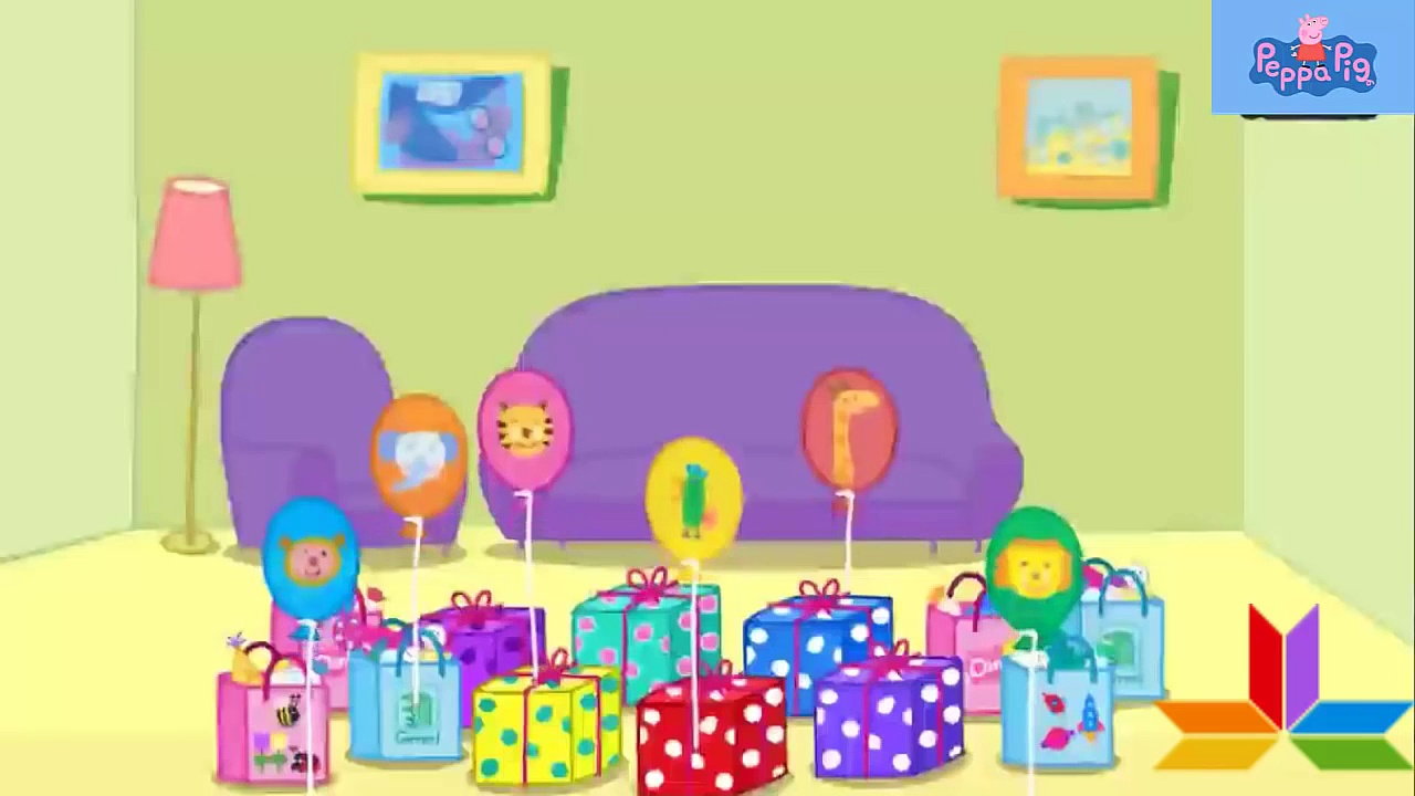 Peppa Pigs Party Time – Cake Peppa Pigs Birthday Cake Best iPad app demo for kids