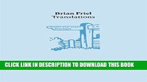 [PDF] Translations: A Play (Faber Paperbacks) Full Collection