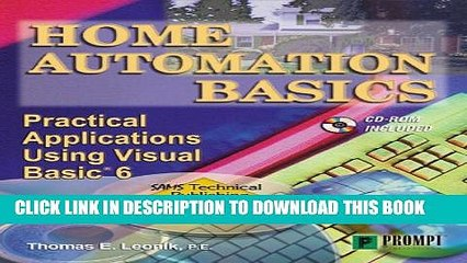 PDF] Home Automation Basics - Practical Applications Using Visual