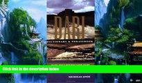 Big Deals  Dari  Dari-English English-Dari Dictionary   Phrasebook (Hippocrene Dictionary