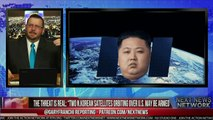"""THE THREAT IS REAL """"TWO N.KOREAN SATELLITES ORBITING OVER U.S. MAY BE ARMED"""""""