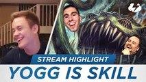 Yogg Is Skill [Hearthstone: Funny Reynad Stream Highlights]