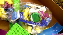 Peppa Pig Blocks Mega Amusement Park Nickelodeon Parque de Atracciones Juego Construcciones Bloques