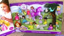 Sofia the First Magical Talking Castle & Royal Prep Academy Castillo Mágico Parlante by ToyCollector