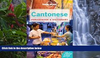 Must Have PDF  Lonely Planet Cantonese Phrasebook   Dictionary  Best Seller Books Most Wanted
