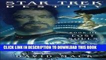 [Read PDF] Star Trek: Destiny #3: Lost Souls (Star Trek: The Next Generation) Ebook Free