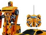 Voitures Radiocommandées Jouets Transformers Bumblebee