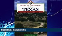 Big Deals  Hiking and Backpacking Trails of Texas: Walking, Hiking, and Biking Trails for All Ages