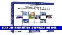 [PDF] Dolf de Roos  Real Estate Investor s College - Real Estate Inversting For Everyone! (Audio